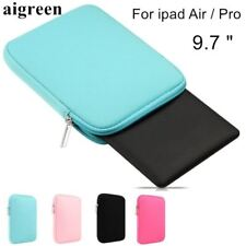 Newest Hot Soft Sleeve Case For Apple Ipad, Bag For ipad Air 1/2, Pouch For ipad