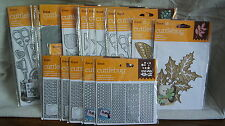 CRICUT CUTTLEBUG Cut & Emboss Dies - LARGE VARIETY TO CHOOSE- ALL NEW! FREE SHIP