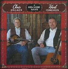 CHRIS HILLMAN/HERB PEDERSEN - CHRIS HILLMAN AND HERB PEDERSEN AT EDWARDS BARN NE
