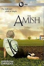 AMERICAN EXPERIENCE: THE AMISH NEW DVD