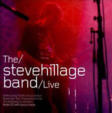 THE STEVE HILLAGE BAND/STEVE HILLAGE - LIVE: GONG UNCONVENTION, AMSTERDAM, 2006