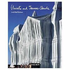 Christo and Jeanne-Claude by Jacob Baal-Teshuva Paperback Book (English)
