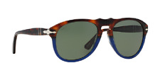 PERSOL PO0649 102258 Men Sunglasses New Authentic Polarized Hand Made In Italy