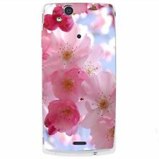 Luxury Painting Coque Cover For Sony Ericsson X12 LT15i Xperia Arc S LT18i Drawi