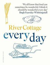River Cottage Every Day by Hugh Fearnley-whittingstall Hardcover Book