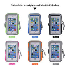 Sports Running Forearm Armband for Cell Phone Smartphones Arm Case for ExerciseC