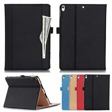 PU Leather Flip Stand Wallet Case Cover For Apple New Ipad 10.5 2017 Tablet+Film