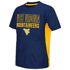 West Virginia Mountaineers Youth Tee Performance Poly Logo T-Shirt
