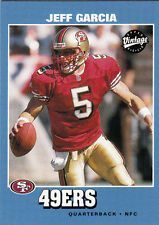 2001 UPPER DECK VINTAGE FOOTBALL NFL CARD PICK SINGLE CARD YOUR CHOICE