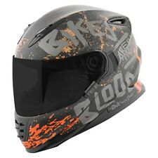 SPEED AND STRENGTH BIKES ARE IN MY BLOOD RUST HELMET