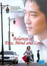 THE RELATION OF FACE, MIND AND LOVE NEW DVD