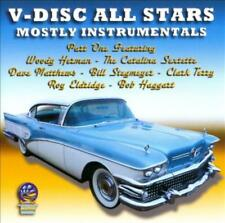 VARIOUS ARTISTS - V-DISC ALL STARS: MOSTLY INSTRUMENTALS NEW CD