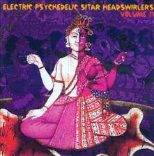 VARIOUS ARTISTS - ELECTRIC PSYCHEDELIC SITAR HEADSWIRLERS, VOL. 11 NEW CD