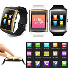 Wireless NFC Bluetooth Smart Watch Phone Mate Pedometer For Android LG Samsung
