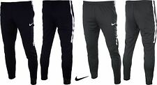 NIKE BOYS JUNIOR SLIM TAPERED TRAINING TRACKSUIT BOTTOMS PANTS FOOTBALL SWOOSH