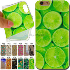 Ultra thin Slim Cover TPU Rubber Cute Soft Case Skin For Apple iPhone 6S Plus
