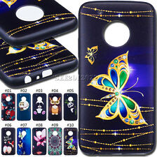 Various TPU Cute Back Rubber Soft Gel Case Skin Cover For Motorola Moto G5 Plus