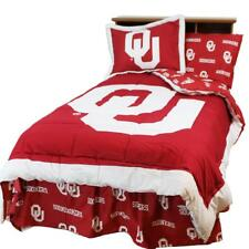 University of Oklahoma Sooners Bedding Comforter & Sham Set