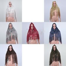 Women's Sheer Shawl Scarf Wrap Party Wedding Evening Glitter Sparkle Scarves