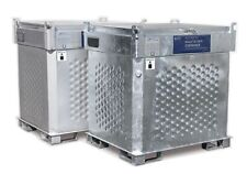 Mobile Petrol Station quadro-c Diesel Tank Double-Walled, Mobile Tank System