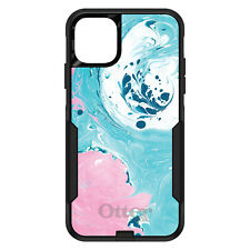 OtterBox Commuter for iPhone 5C 5 SE 6 S 7 8 PLUS Blue Pink White Marble