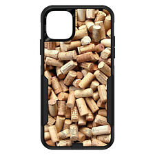 OtterBox Commuter for iPhone 5 SE 6 S 7 8 PLUS X Wine Corks