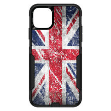 OtterBox Commuter for iPhone 5 SE 6 S 7 8 PLUS X Red White Blue UK Flag Old