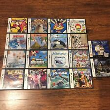Nintendo DS Lot! You pick title! Games are tested and working.  All Complete CIB
