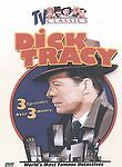 The World's Most Famous Detectives - Vol. 3: Dick Tracy (DVD, 2003)