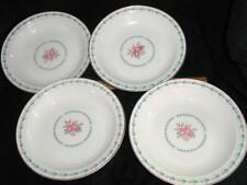4 HALL CHINA HARMONY HOUSE MOUNT VERNON Soup Bowls