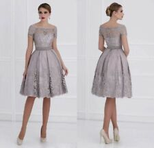 Short Mother Of The Bride Dresses Wedding Formal Gowns Knee Length In Stock 2017