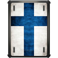 OtterBox Defender for iPad Air Mini 1 2 3 4 Finland Old Flag