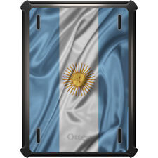 OtterBox Defender for iPad Air Mini 1 2 3 4 Argentina Waving Flag