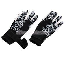 2pcs Printed Stretch 3mm Neoprene Warm Scuba Diving Snorkeling Gloves M/L/XL