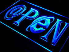 "16""x12"" i863-b Internet OPEN Cafe Shop Bar Wall Decor LED Neon Signs"