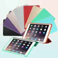 Slim Smart Magnetic PU Leather Cover Case for Apple IPad 2 3 4 MINI PRO AIR