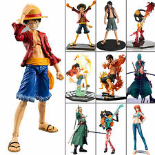 Japanese Anime One Piece Figurines Figure Toy Luffy /Nami /Ace /Zoro /Sanji Gift
