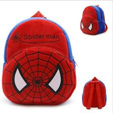 Spider-man Homecoming School Backpack Lunch Box Book Bag Kids Children Outdoors
