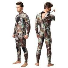 Men Wetsuit Scuba Diving Swimming Surfing Snorkeling Spearfishing Full Body Suit