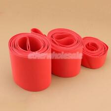 """2x Nylon Bicycle Tire Liner Puncture Proof Belt Pads for 26"""" MTB Road Bike"""