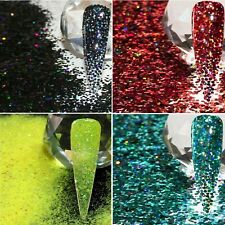 Exclusive Chunky Nail Art Glitter Face Body Craft 040 & Mixes