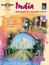 India: Your Passport to a New World of Music [With CD (Audio)] by Sunny Jain (En