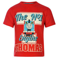 OFFICIAL BOYS THOMAS THE TANK ENGINE T-SHIRT (SIZE: 1-6 YRS) - RRP £9.99 NEW