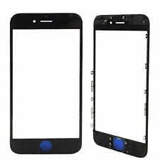 """Front Screen Outer Glass Lens + Bezel Frame Replacement For iPhone 7 Plus 5.5"""""""