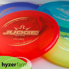 Dynamic Discs FLUID JUDGE *pick weight and color* Hyzer Farm disc golf putter