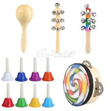 Baby Kids Sound Music Gift Shake Toy Shaker Percussion Musical Learning Rattle