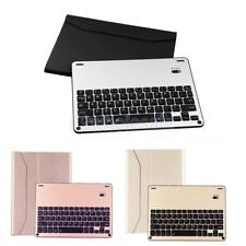 Detachable Wireless Keyboard PU Leather Folio Case Shell For iPad Pro 10.5""