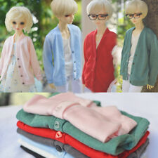 1/3 BJD Doll SD Dollfie DZ DOD LUTS Boy Girl Knitted Sweater Cardigan Clothes