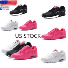 US Womens Running Trainers Ladies Sports Shoes Casual Breathable  Sneakers Size