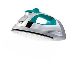 Iron Steam Clothes Electric Portable Non Stick Stainless Steel Soleplate 1400W